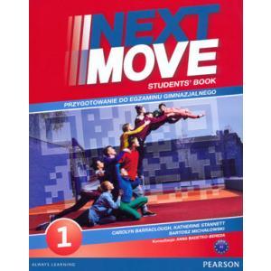 Next Move 1. Podręcznik + Exam Trainer