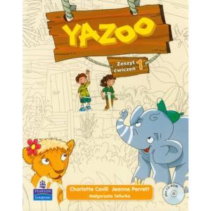Yazoo 1. Ćwiczenia z Poradnikiem dla Rodziców + CD