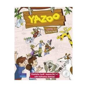 Yazoo 2. Ćwiczenia z Poradnikiem Dla Rodziców + CD-ROM
