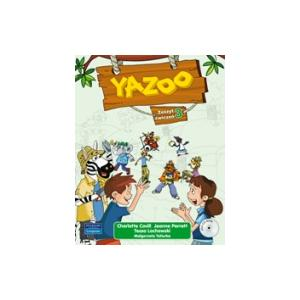 Yazoo 3. Ćwiczenia z Poradnikiem Dla Rodziców + CD-ROM