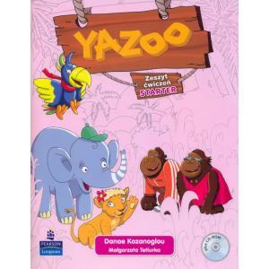 Yazoo Starter.    Ćwiczenia z Poradnikiem Dla Rodziców + CD-ROM