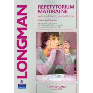 LONGMAN. Repetytorium Maturalne + CD. Język Angielski. Poziom Podstawowy. Matura 2012