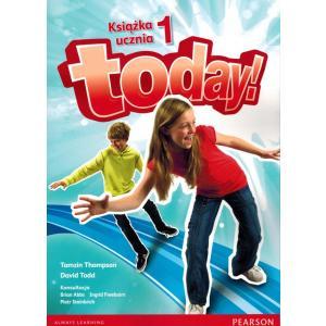 Today 1. Podręcznik + Minirepetytorium