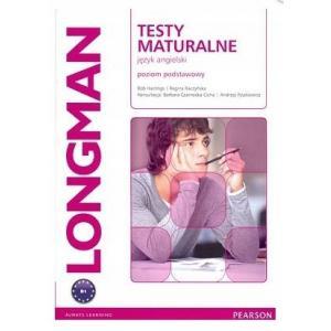 LONGMAN. Testy Maturalne + z MP3. Język Angielski. Poziom Podstawowy. Matura 2012