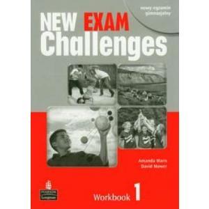 New Exam Challenges 1.   Ćwiczenia + CD