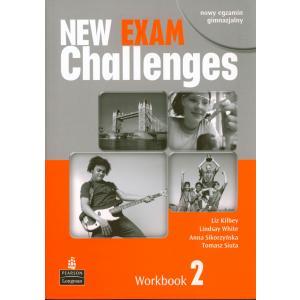 New Exam Challenges 2.   Ćwiczenia + CD