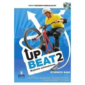 Upbeat 2. Ćwiczenia + CD. Wydanie Uaktualnione