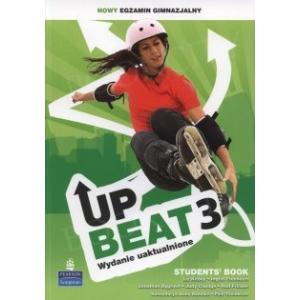 Upbeat 3. Language Builder + CD. Wydanie Uaktualnione