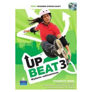 Upbeat 3. Podręcznik. Wydawnie Uaktualnione