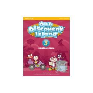 Our Discovery Island 3.   Podręcznik z Kodem do Online World