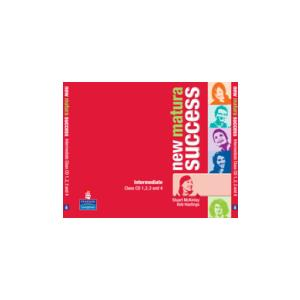 New Matura Success Intermediate.   CD do Podręcznika