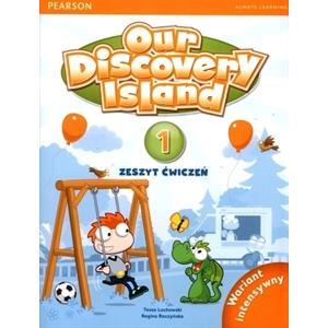 Our Discovery Island 1.   Ćwiczenia + CD-ROM. Wariant Intensywny