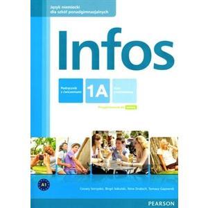 Infos 1A.    Podręcznik z Ćwiczeniami + MP3