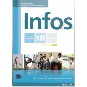 Infos 1B.    Podręcznik z Ćwiczeniami + MP3