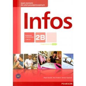 Infos 2B. Podręcznik z Ćwiczeniami + MP3