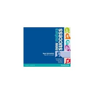 New Matura Success Upper Intermediate.   CD do Podręcznika