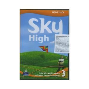 Sky High 3. Oprogramowanie Tablic Interaktywnych