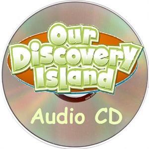 Our Discovery Island 1.   CD do Podręcznika