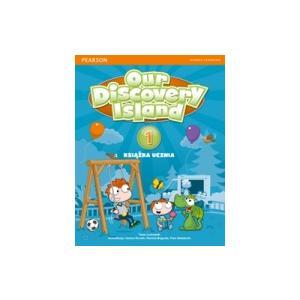 Our Discovery Island 1.   Podręcznik z Kodem do Online World