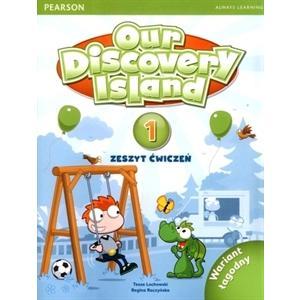 Our Discovery Island 1.   Ćwiczenia + CD-ROM. Wariant Łagodny