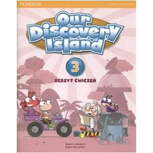 Our Discovery Island 3.    Ćwiczenia + CD-ROM
