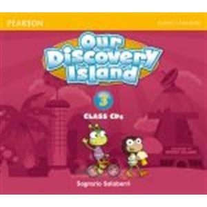 Our Discovery Island 3.   CD do Podręcznika