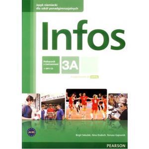 Infos 3A. Podręcznik z Ćwiczeniami + MP3