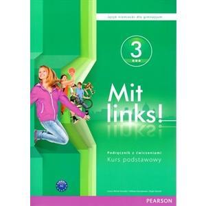 Mit Links 3. Podręcznik z Ćwiczeniami + MP3