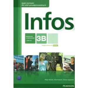 Infos 3B. Podręcznik z Ćwiczeniami + MP3