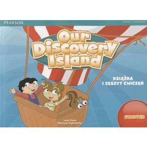 Our Discovery Island PL Starter PB + AB + CD