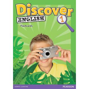Discover English 1.    Flashcards