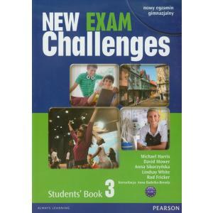 New Exam Challenges 3. Podręcznik + Exam Help
