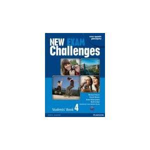 New Exam Challenges 4. Podręcznik + Exam Help