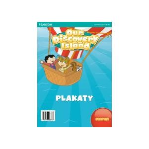 Our Discovery Island Starter. Plakaty