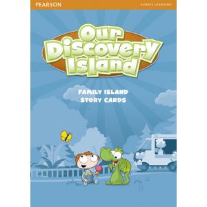 Our Discovery Island Starter. Storycards