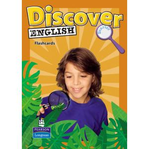 Discover English Starter.    Flashcards
