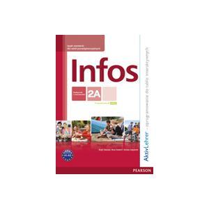 Infos 2B. Język niemiecki. Szkoła ponadgimnazjalna. AktivLehrer oprogramowanie do tablic interaktyw.