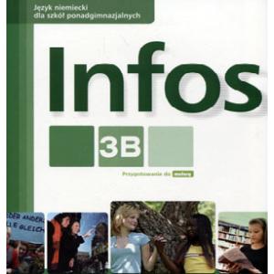 Infos 3B. Język niemiecki. Szkoła ponadgimnazjalna. AktivLehrer oprogramowanie do tablic interaktyw.
