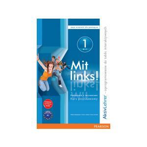 Mit Links! 1. ActivLehrer. Oprogramowanie do Tablic Interaktywnych