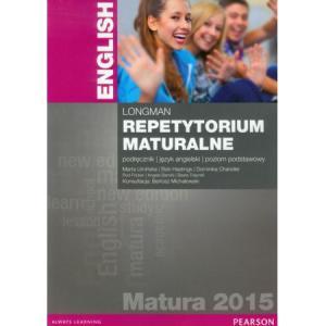 Pearson Repetytorium Maturalne 2015. Język Angielski. Poziom Podstawowy