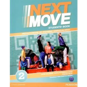 Next Move 2. Podręcznik + Exam Trainer A1-A2