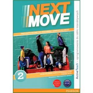 Next Move 1. Oprogramowanie Tablicy Interaktywnej