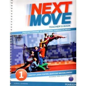 Next Move 1. Książka Nauczyciela