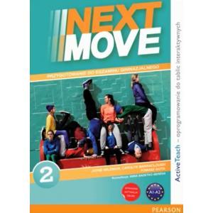 Next Move 2. Oprogramowanie Tablicy Interaktywnej