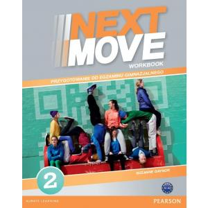 Next Move 2. Ćwiczenia + MP3