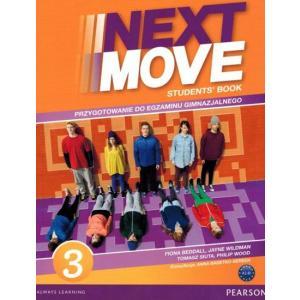 Next Move 3. Podręcznik + Exam Trainer A2-B1