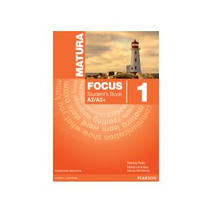 Matura Focus 1. CD do Podręcznika Wieloletniego
