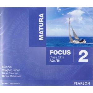 Matura Focus 2 A2+/B1. CD do Podręcznika (Również do Wersji Podręcznika Wieloletniego)