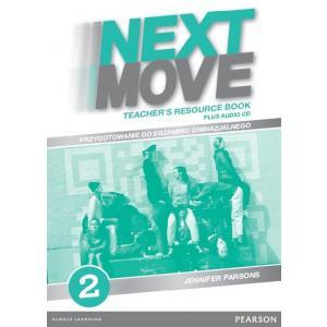 Next Move PL 2 Teacher's Resource Book +CD-Rom OOP