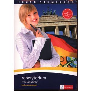 Repetytorium maturalne j.niemiecki podst +CD OOP